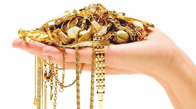 Ekonomiye 15 ton altın kazandırdı