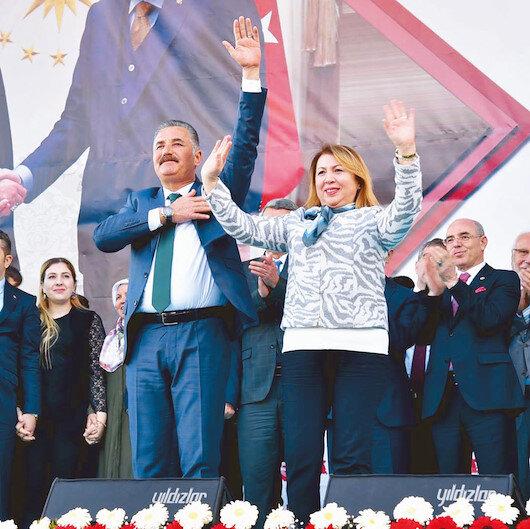 Mersin'i dünya kenti yapacağız