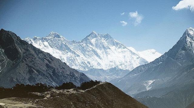 Hindu Kush Himalaya mountain range
