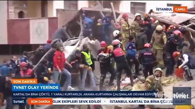 Çöken binayla ilgili dehşete düşüren iddia