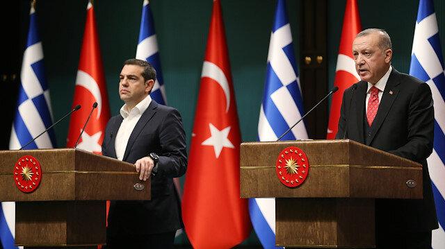Erdoğan: Soydaşlarımız ayrışma değil işbirliği vesilesidir