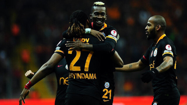 Galatasaray-Hatayspor: 2-0