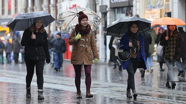 Meteoroloji'den 3 il hariç tüm yurda uyarı