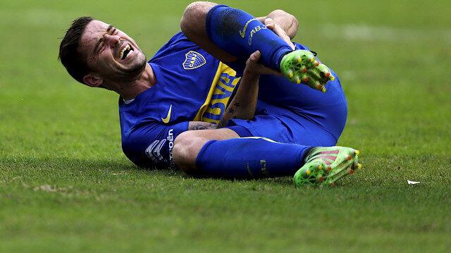 Arjantinli futbolcu Fernando Gago futbolu bırakmanın eşiğinde