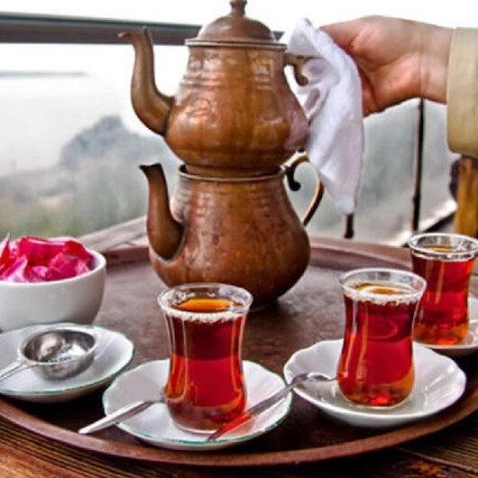 الأوروبيون في مقدمة مستوردي الشاي التركي