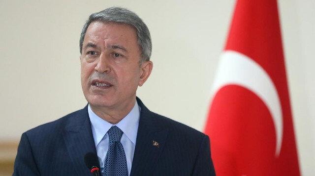 وزير الدفاع التركي يلتقي نظيره الإندونيسي في أنقرة