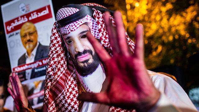 Prens Selman cinayetten önce Kaşıkçı'yı 'bir kurşun' ile tehdit etti