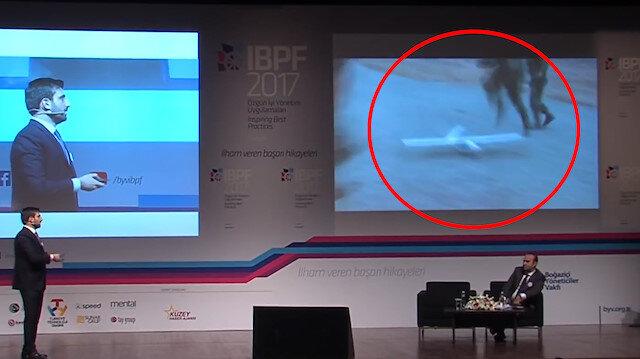 Selçuk Bayraktar uçan İHAnın üzerinden atlayan ilk Türkü paylaştı