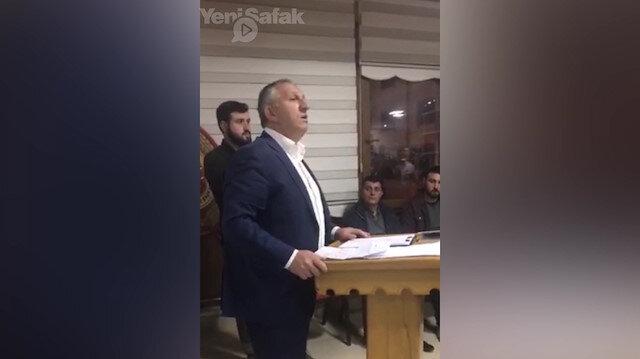 CHPli başkan oy taşıdıklarını itiraf etti: 600 oy indirdik