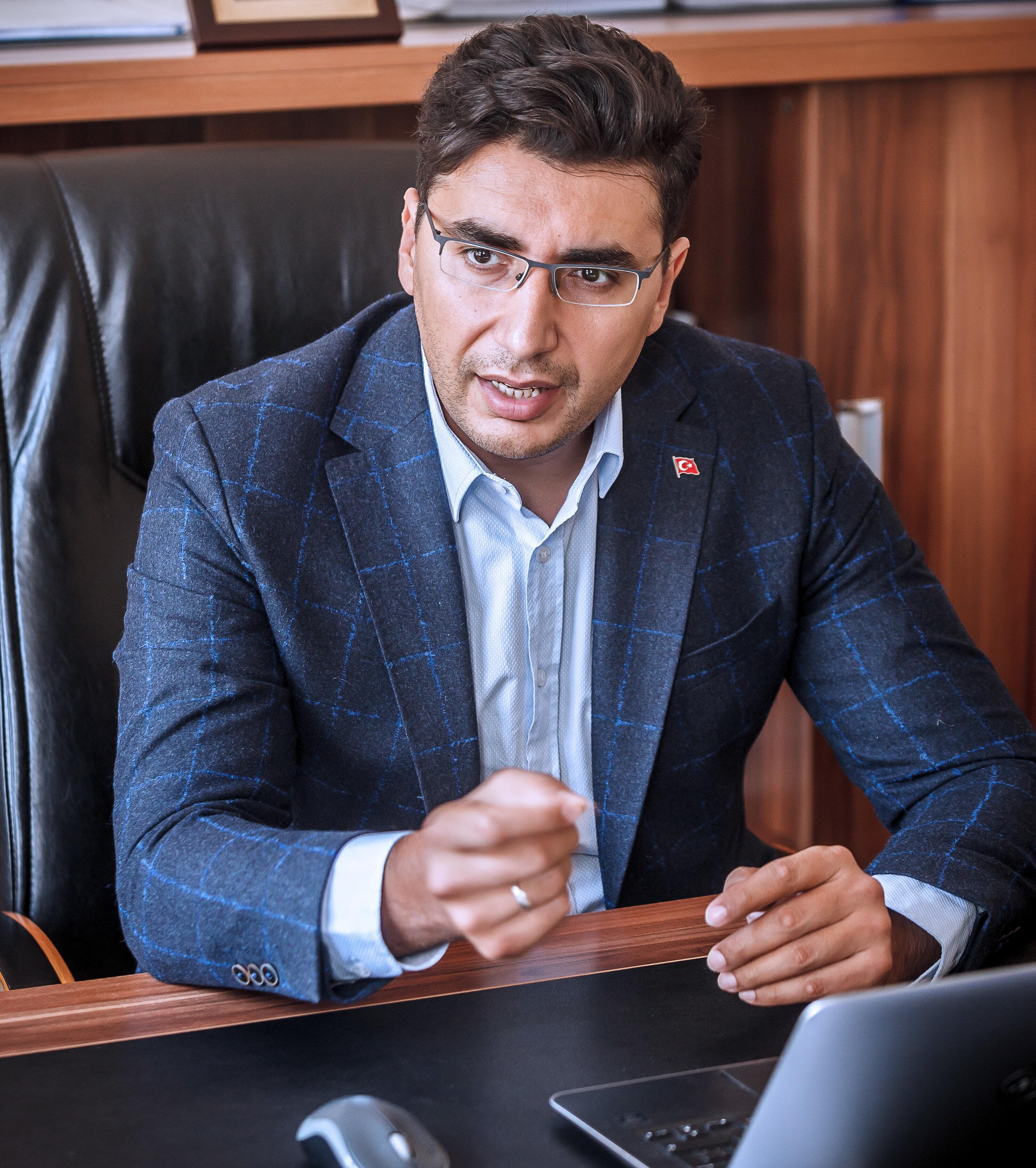 CAS Avukatı Emin Özkurt.