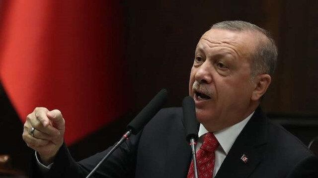 الرئيس أردوغان: الأسلحة الغربية متوفرة بحوزة جميع المنظمات الإرهابية التي تسفك دماء المسلمين