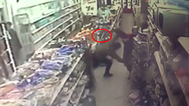 Gaspçı 'Param yok' cevabını alınca defalarca bıçakladı!