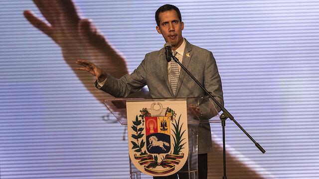 Guaido yabancı askeri müdahale sorusuna olumsuz cevap vermedi
