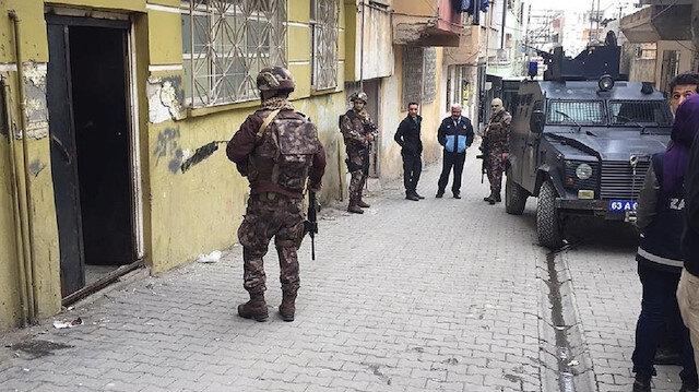 7 عمليات للأمن التركي الخاص في إسطنبول بسبب تنظيم داعش