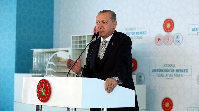 Erdoğan: Rami Kışlası İstanbul'un en büyük kütüphanesi olacak