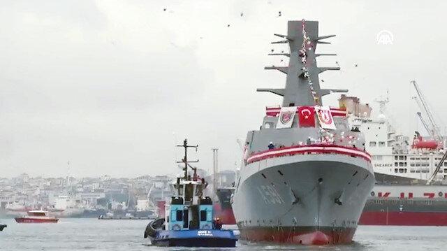 Türkiye'nin denizdeki gözü