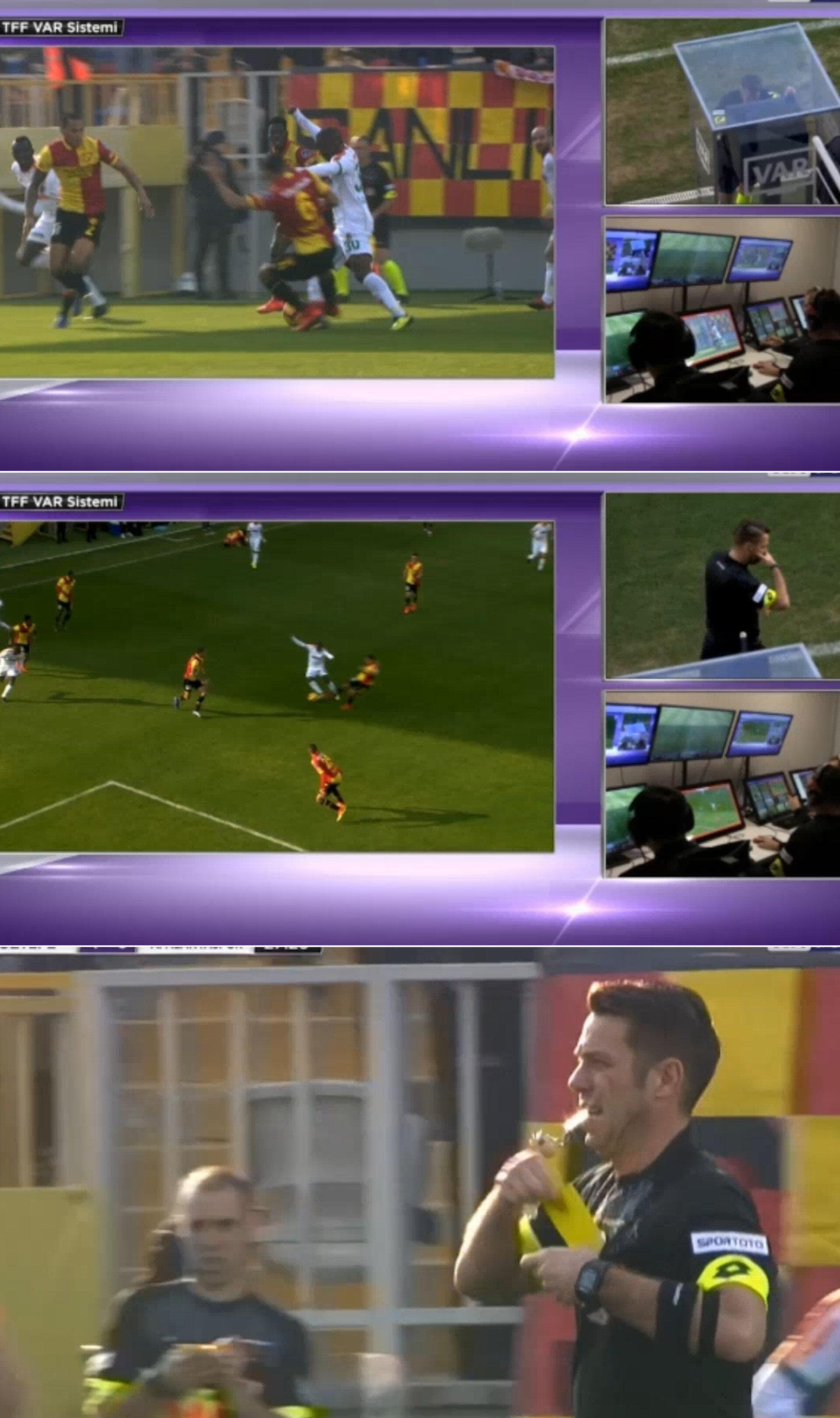Görüntüler beIN Sports'tan alınmıştır.