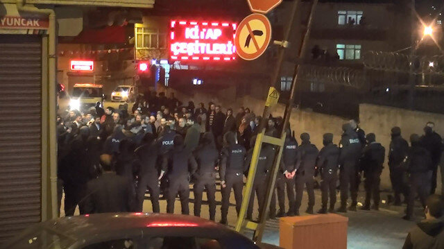 Esenyurt'ta provokasyon: 3 kişi gözaltında
