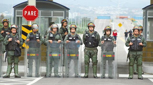 Pentagon Venezuela'yı işgale niyetli