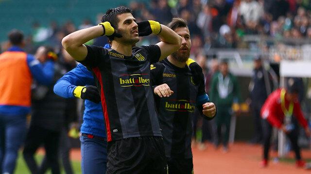 Aleksic, Yeni Malatyaspor formasıyla çıktığı 23 resmi maçta 15 gole direkt katkı  sağladı. (12 gol,3 asist)