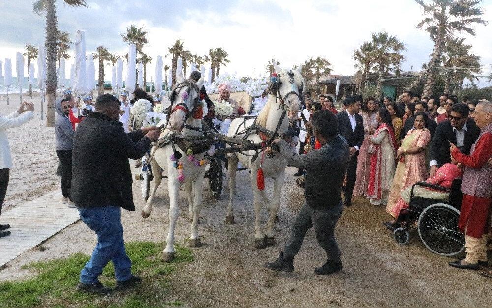 Antalya hosts Turkey's most expensive Indian wedding