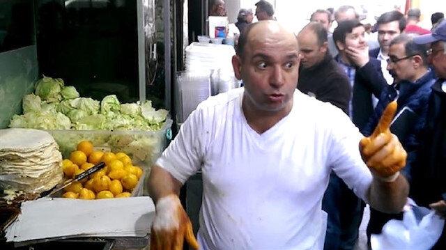 Çiğ köfteci Ali Usta'dan dayak yiyen gençlerden şaşırtan açıklama