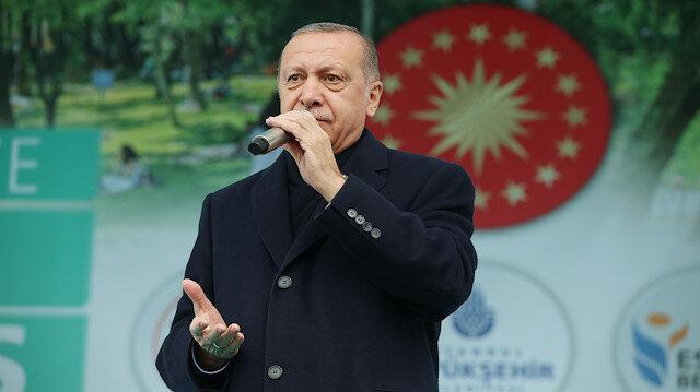 Erdoğan: Tanzim noktalarında bakliyat da satacağız