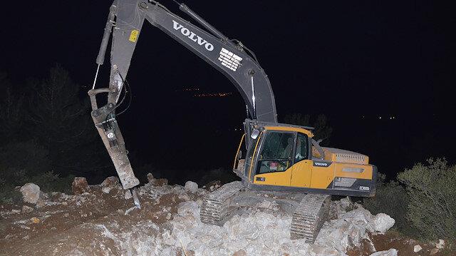 Bursa'da hareketli gece: TIR'la getirdikleri suç aletiyle yakalandılar