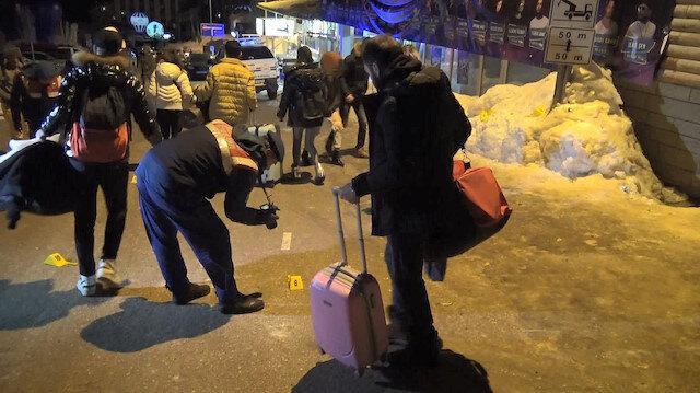 Uludağ'da yaşanan cinayetin ardından tatilciler valizlerini alıp bölgeyi terk etti.