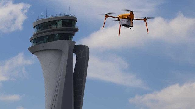 Kargomatikler hazır: Drone taşımacılığı bu yıl başlıyor