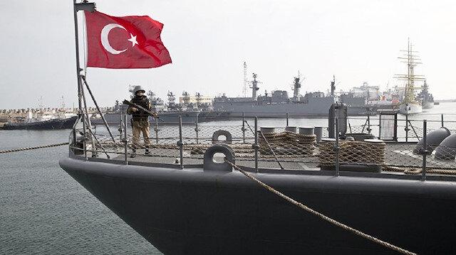 مناورات بحرية في باكستان وتركيا على رأس المشاركين