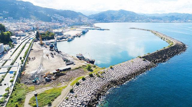 Giresun ve Rize limanları turizme açılsın