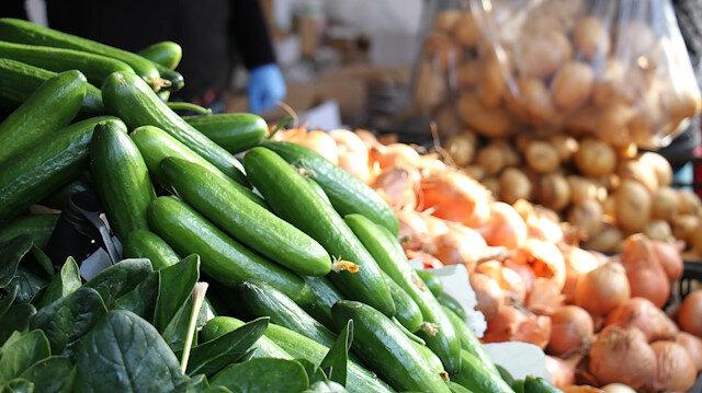 Tanzim satış marketlerdeki sebze meyve fiyatlarını da düşürdü