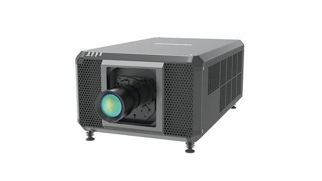 Panasonic DLPTM SOLID SHINE Projektör