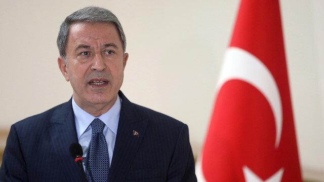 Bakan Akar NATO toplantısı için Brüksel'e gidecek