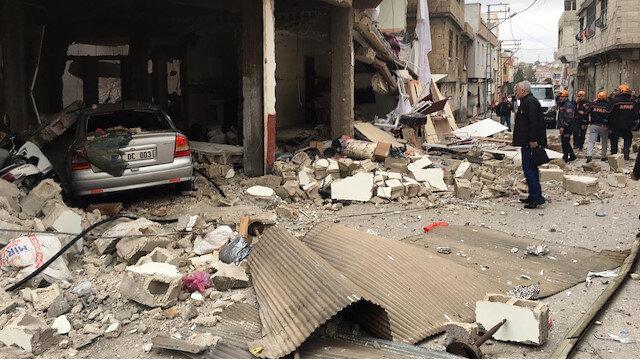 Gaziantep'te aynı mahallede 2 ayrı patlama