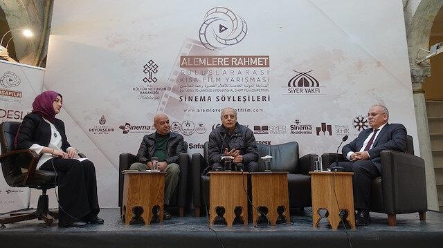 Söyleşiler Türkiye Yazarlar Birliği'nde gerçekleştiriliyor.