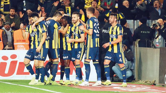 Fenerbahçe tur için avantaj peşinde