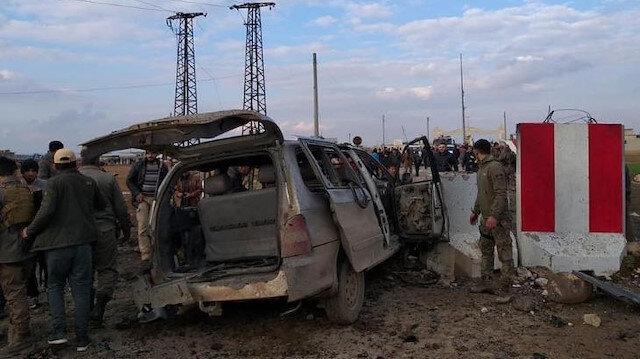 PKK'lı teröristlerin düzenlediği bombalı saldırının ardından yaralananlar Türkiye'deki hastanelere sevk edildi