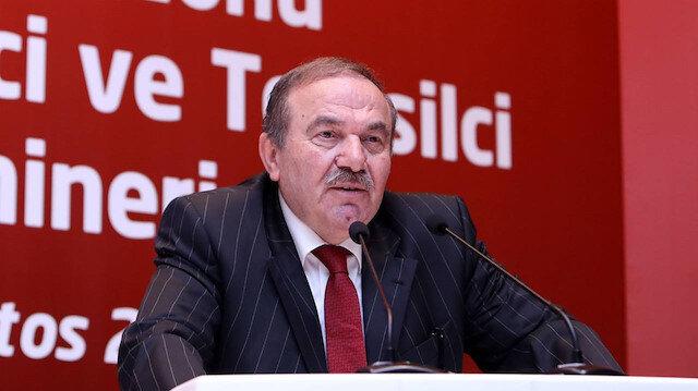 Merkez Hakem Kurulu Başkanı Yusuf Namoğlu
