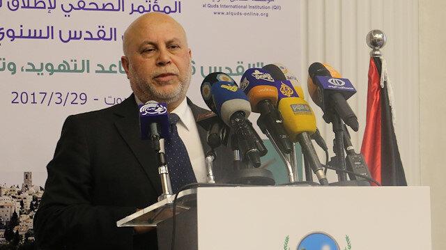 Lübnan merkezli Uluslararası Kudüs Vakfı Genel Müdürü Yasin Hammud