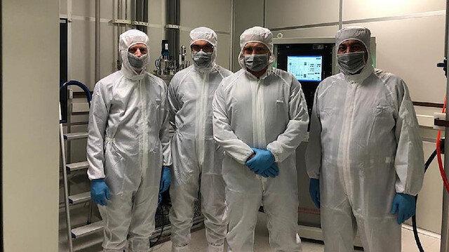 NürFET sensörlerinin testleri nükleer reaktörlerde gerçekleştirildi.