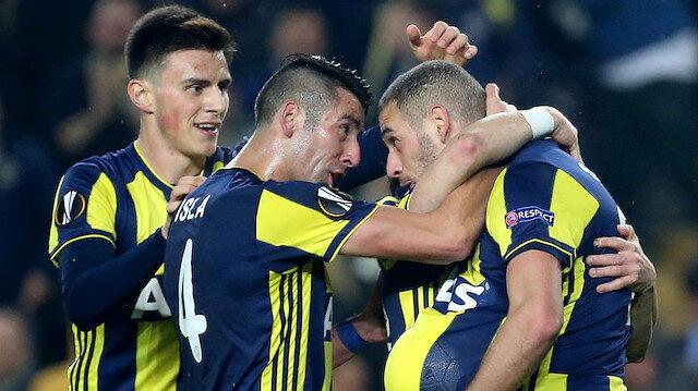 Fenerbahçe'de Cezayirli golcü Islam Slimani, sarı lacivertli forma ile tam 68 gün sonra gol attı.