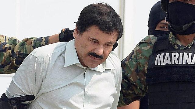 Meksikalı uyuşturucu karteli 'El Chapo' suçlu bulundu