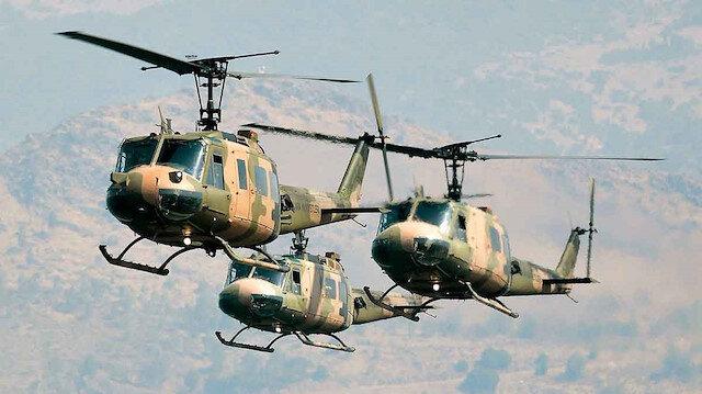 Uzun yıllardır hizmet veren UH-1 tipi helikopterlerin TSK envanterinden 2020'de çıkarılması öngörülüyordu.