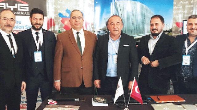 Yangın sektöründe Türk imzası