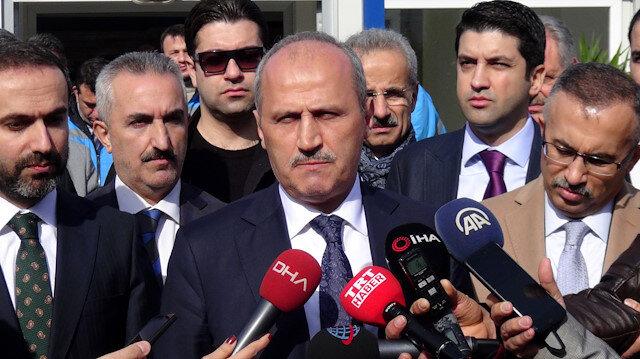 Bakan'dan 3'üncü havalimanı iddialarına cevap