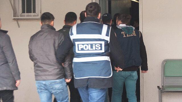 FETÖ'cü bin 112 polise operasyon