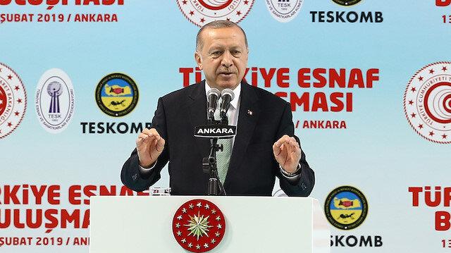 Cumhurbaşkanı Erdoğan: Tetikçilere Osmanlı tokadını vuracağız