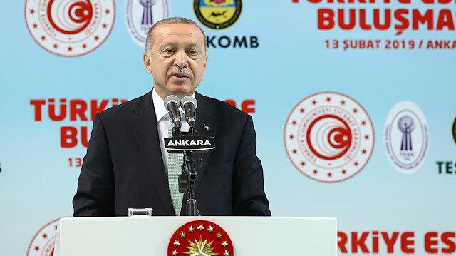 Erdoğan: Fırsatçılar karşısında halkımız öfkelidir